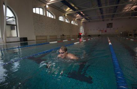Физкультурно-оздоровительный комплекс с бассейном появится в Новокосино