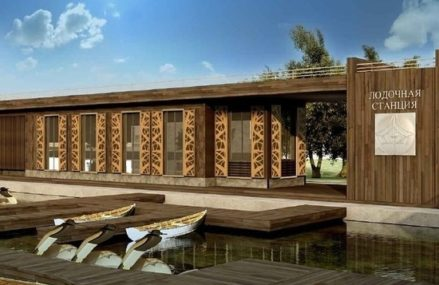 Лодочный причал на Гольяновском пруду появится в 2018 году