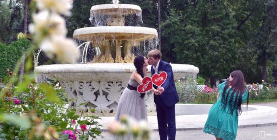 В День Веры, Надежды, Любови и Софии в Москве поженятся более тысячи пар