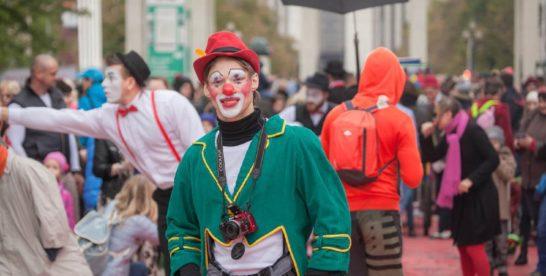 Юбилейный Международный фестиваль клоунского искусства #Clownfestru 2018
