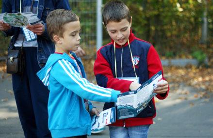 В Сокольниках пройдет детский туристический праздник