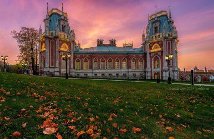 15 самых красивых музеев-заповедников Москвы