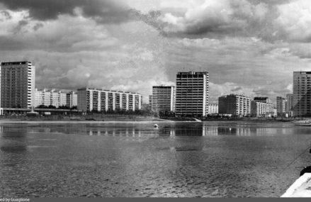 Акватория Гольяновского пруда