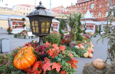 Фестиваль «Золотая осень» стартует в Москве 28 сентября