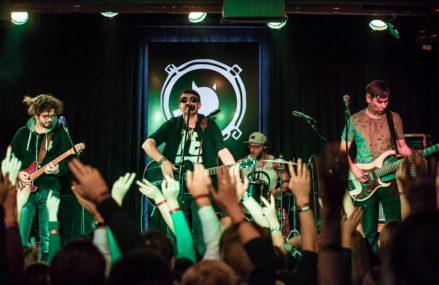 Хедлайнером праздника «Москва созидает» станет российская рок-группа «7Б»