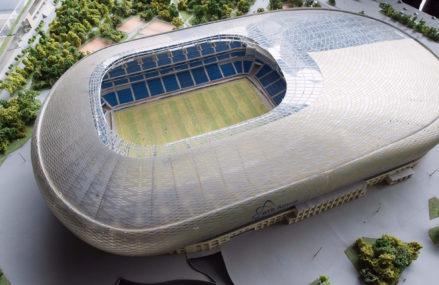 Реконструкцию стадиона «Динамо» завершат к чемпионату мира по футболу