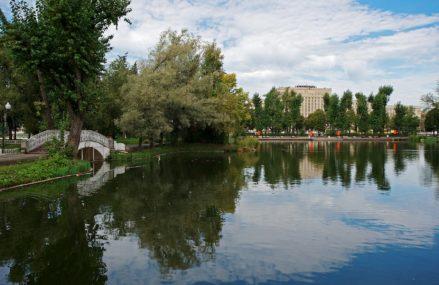 Живописная столица: самые красивые пруды Москвы!