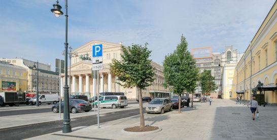 Торговое сердце столицы, или Как преобразилась улица Петровка