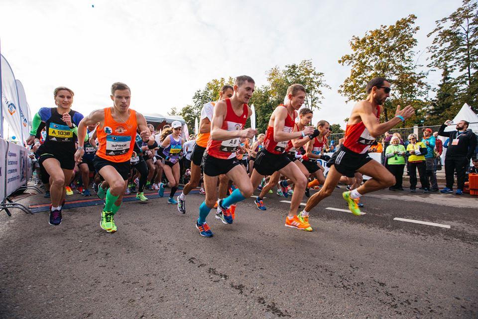 Видео подготовка к марафонскому бегу