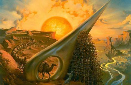 Картины «русского Сальвадора Дали» – Владимира Куша