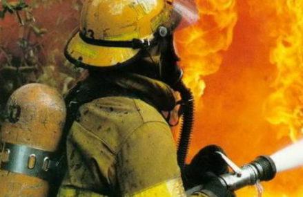 Как в Метрогородке 11 октября спасали людей на пожаре