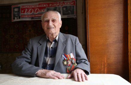 Жителю ВАО из района Соколиная гора исполнился 101 год