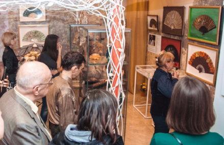 В Музее «Сокольников» доступна уникальная инсталляция