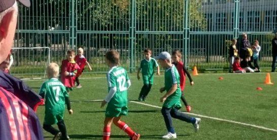 Футбольная команда «Заря» из Новокосино демонстрирует отличные результаты
