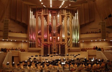 7 мест, где можно послушать органную музыку