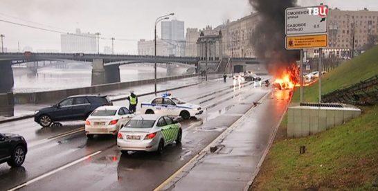 Вниманию москвичей и гостей столицы — самые аварийные места в Москве