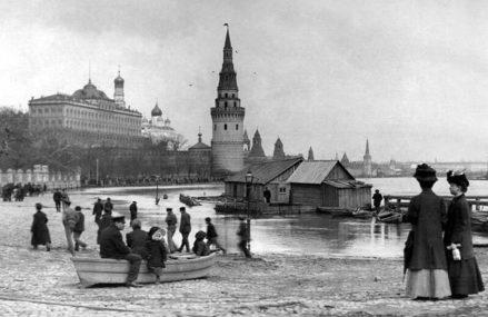 Поразительная Москва 1908 года