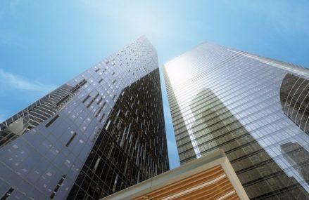 В «Москва-Сити» завершилось строительство самого высокого здания в Европе