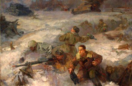 16 ноября 1941 года бойцы дивизии Ивана Панфилова приняли бой с немецкими танками накануне их решающего броска на Москву.