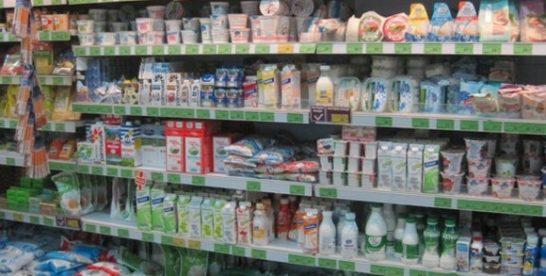 Полуголый мужчина устроил погром в супермаркете в Измайлово