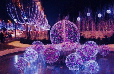 Как украсят Москву к Новому 2018 году! 6 тайн организаторов.