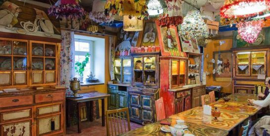 Музей русского десерта — одно из самых интересных мест Москвы для сладкоежек