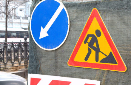 Схема движения у Сокольнической площади изменится в связи со строительством новой станции метро