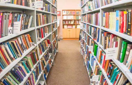 В декабре библиотеки начнут раздачу около 80 тысяч списанных книг
