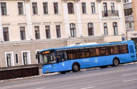 Ряд маршрутов наземного транспорта изменится с 9 декабря из-за строительства станции метро «Стромынка»