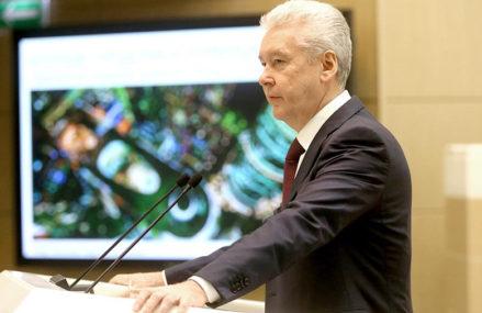 Собянин назначил зампрефектов трех округов Москвы