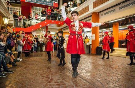 Грузинская Москва: 9 самых колоритных мест Москвы, связанных с Грузией