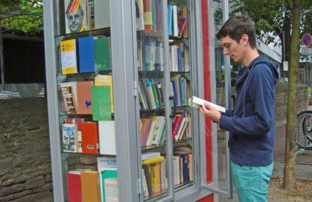Прочитал — передай другому: где в Москве можно бесплатно взять книги.
