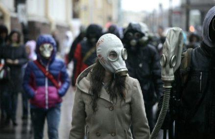 Что за вонь? Три версии о причинах запаха «тухлой квашеной капусты» в Москве