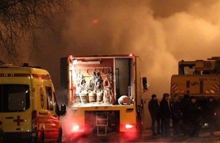В Москве скончался мужчина, получивший ожоги во время аварии на теплотрассе в Гольяново