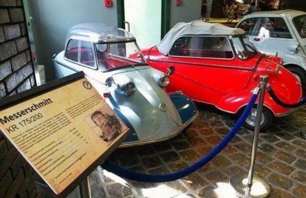 Музей техники Вадима Задорожного — крупнейший в России частный музей техники (ретроавтомобилей, мотоциклов и военной техники).