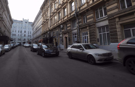Ещё на трёх столичных улицах стартовали работы по благоустройству