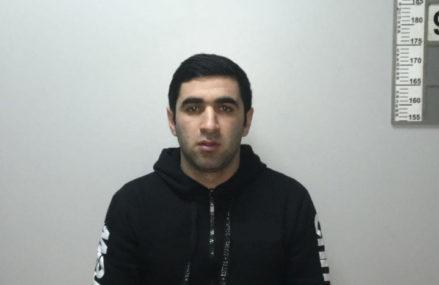 Оперативники уголовного розыска Восточного округа задержали подозреваемого в краже