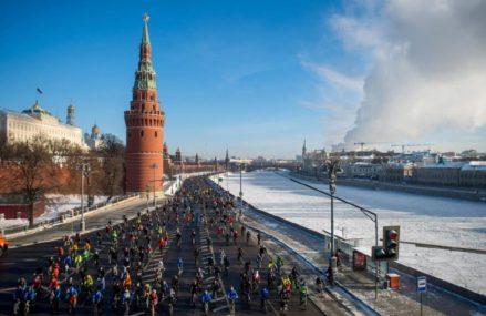 Зимний Велопарад 2018