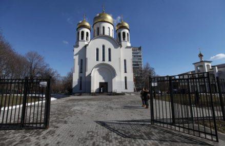 Церковь в честь Введения во храм Пресвятой Богородицы в ВАО сдана в эксплуатацию