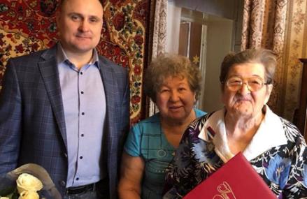 Жительнице Северного Измайлово исполнилось 100 лет