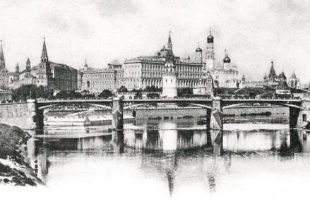 Как изменился центральный район Москвы за последнее столетие