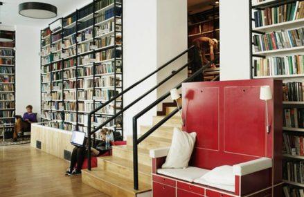 Необычные библиотеки Москвы