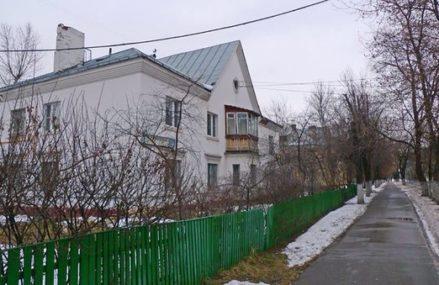 Московский микрорайон Курьяново