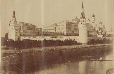 Москва 1852 года