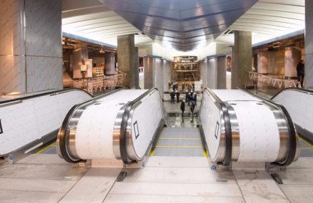 Первый участок Большой кольцевой линии метро Москвы запустят в течение 2 недель