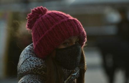 «Оранжевый» уровень опасности объявили в Московском регионе на 22 февраля из‑за мороза
