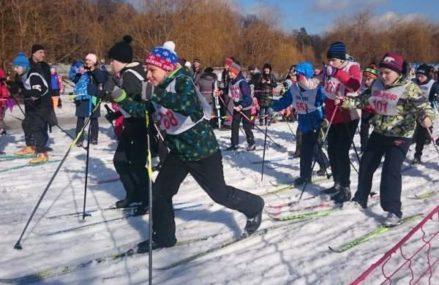 Полным ходом ведётся подготовка к проведению Гольяновской лыжни-2018