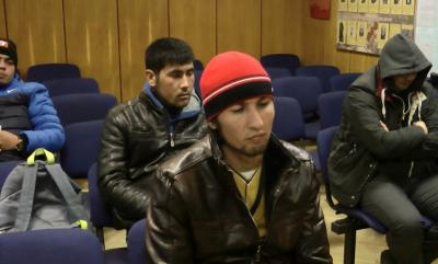 Сотрудники полиции на востоке Москвы выявили факты нарушения миграционного законодательства