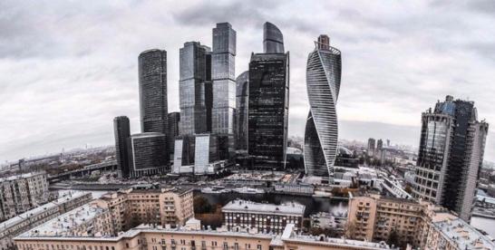 Москва глазами перелетных птиц