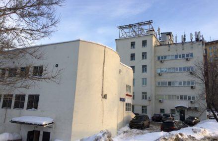Малоизвестный комплекс конструктивистских зданий ватной фабрики